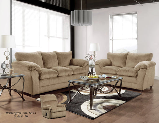 Kelly Bark Sofa - @ARFurnitureMart