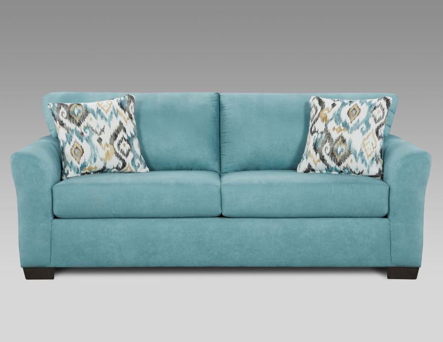 Sensations Capri Sofa and Love Seat Set - @ARFurnitureMart