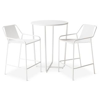 Outdoor Patio Set, 3 Piece Bistro - @ARFurnitureMart