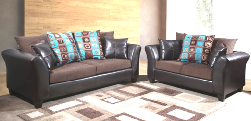 Anderson Sofa and Loveseat Set - @ARFurnitureMart