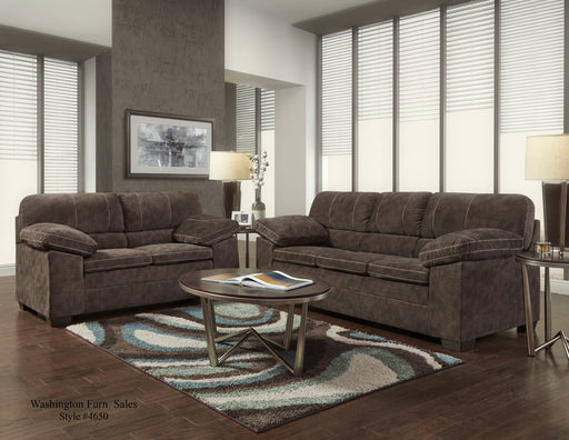 Cody Chocolate Sofa - @ARFurnitureMart