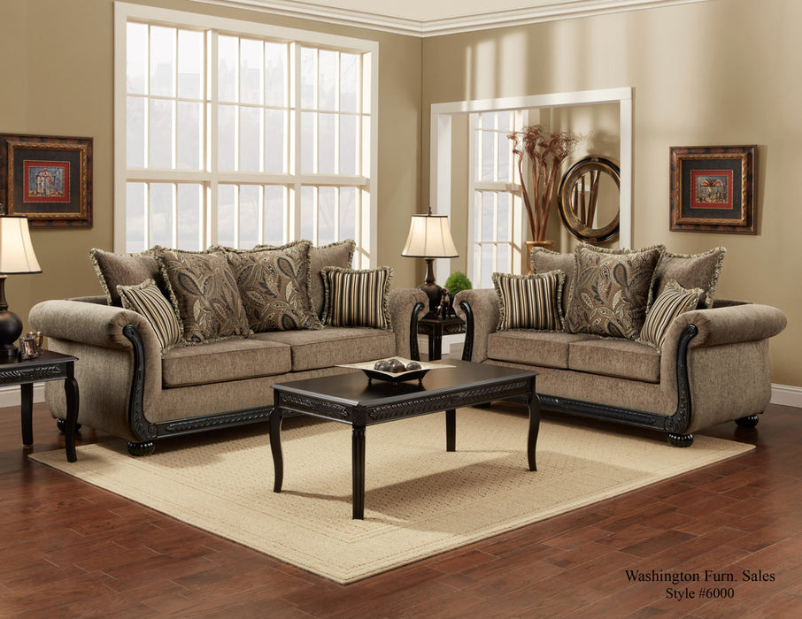Dream Java Sofa - @ARFurnitureMart
