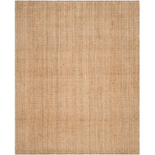 Addilyn Hand-Woven Natural Area Rug 2'3'' x 4'