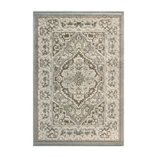 Vassar Gray/Brown Area Rug Size: Rectangle 8' x 10'