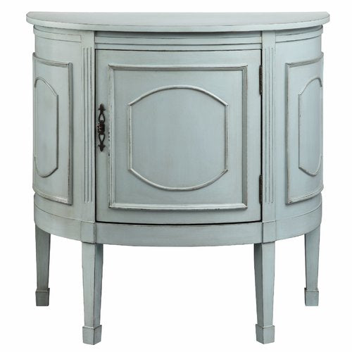 Blevens 1 Door Accent Cabinet