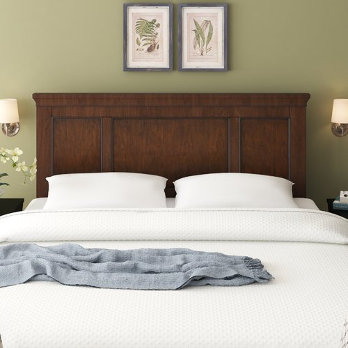 Borden Panel Headboard Size: King