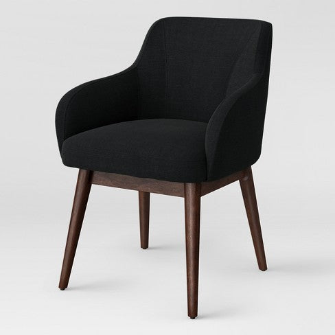 Marshad Modern Arm Anywhere Chair Charcoal - Project 62