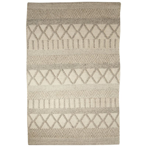 Checotah Ivory/Gray Area Rug - @ARFurnitureMart