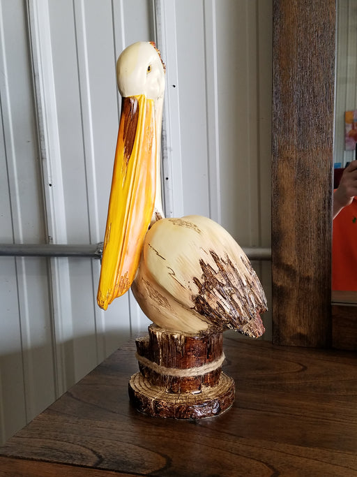 Pelican Decor