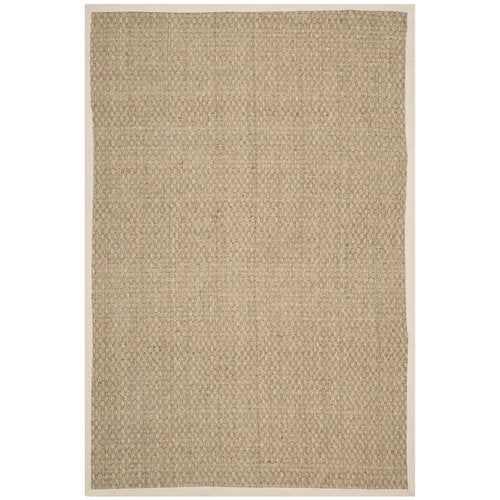 Catherine Power Loom Natural/Ivory Area Rug