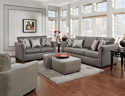 Technique Charcoal Sofa - @ARFurnitureMart