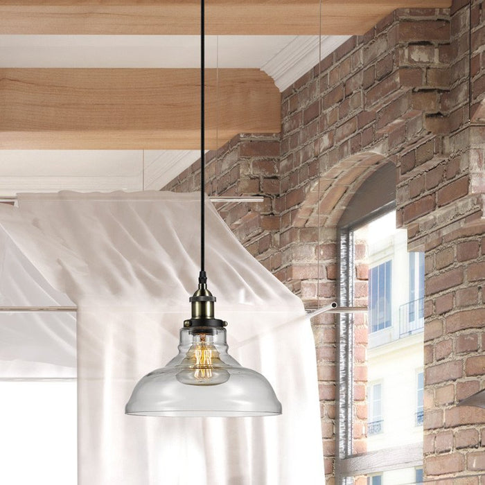 Muirhead 1-Light Dome Pendant