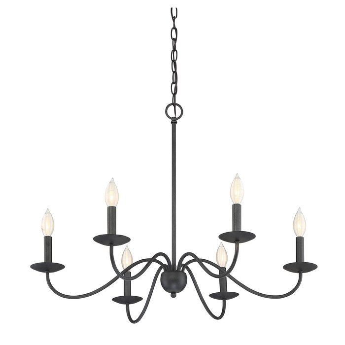 Farell 6-Light Chandelier