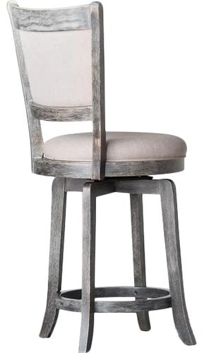 "Topeka 24"" Swivel Bar Stool"