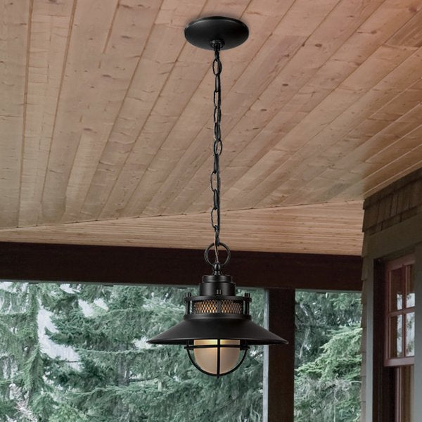 Waterton 1-Light Outdoor Pendant