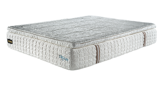 "Crown PT 13"" Memory Foam Mattress 