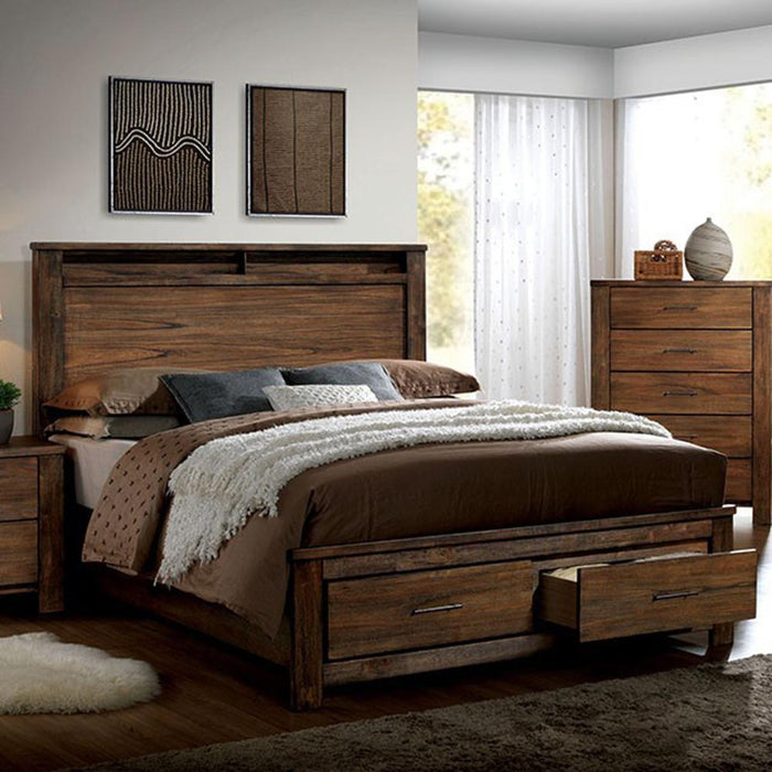Elkton Bedroom Set, Queen or King - @ARFurnitureMart