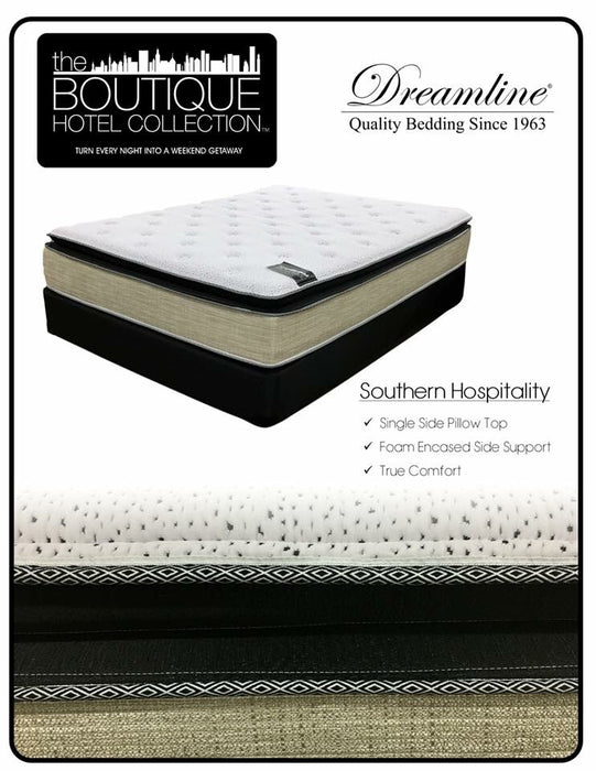 Southern Hospitality Pillow Top Mattress - @ARFurnitureMart