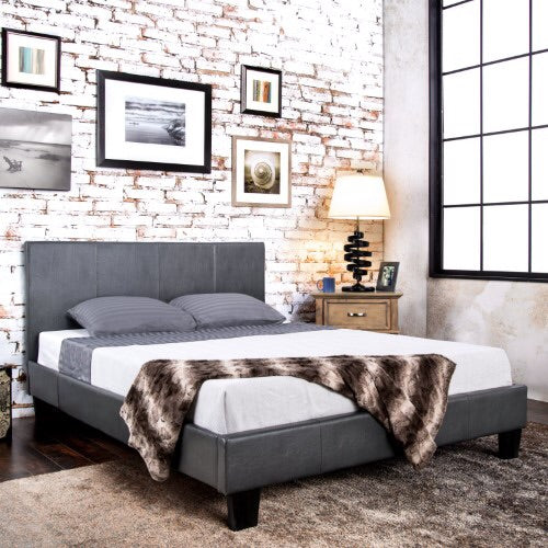 Winn Park Platform Bed Multiple Colors - @ARFurnitureMart