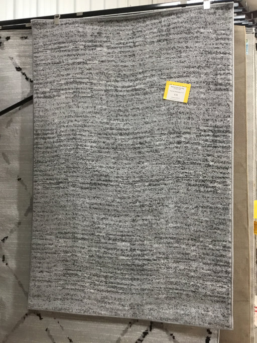 Biskmark gray area rug