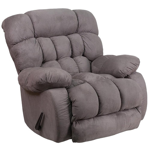 Softsuede Recliner - @ARFurnitureMart