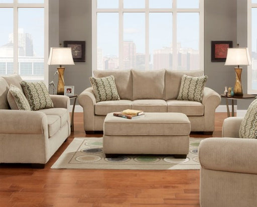 Chevron Seal Sofa - @ARFurnitureMart