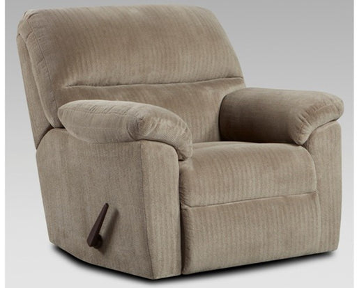 Chevron Seal Rocker / Recliner - @ARFurnitureMart