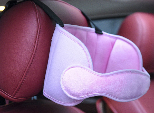 Child Car Head Brace