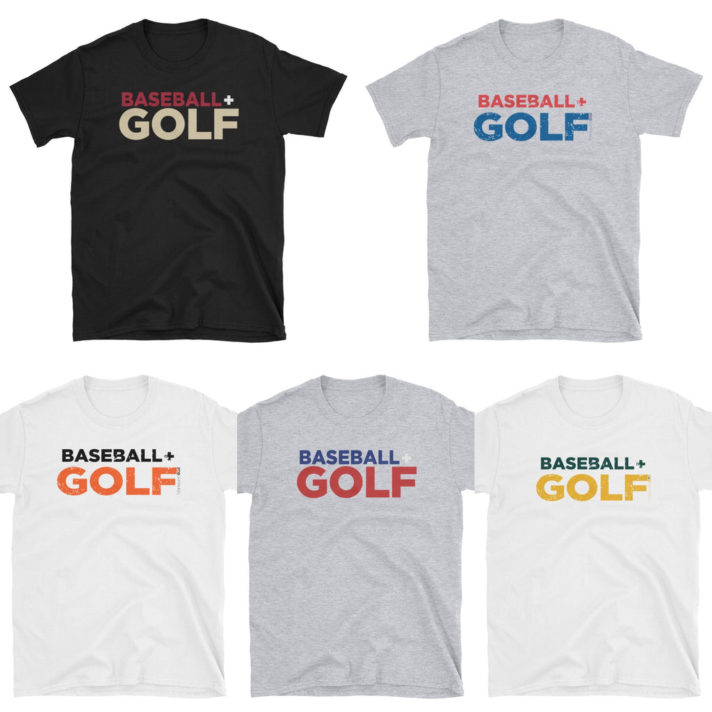 BASEBALL + GOLF TEE - 2GG Apparel