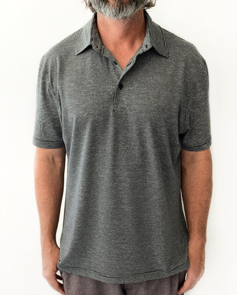 Mini Stripe Polos - 5 Available Colors - 2GG Apparel