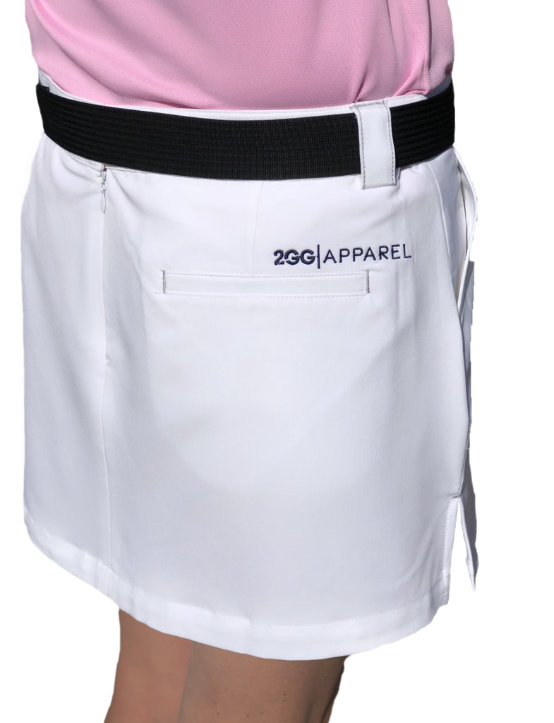 PERFORMANCE SKORT 2 Available Colors - 2GG Apparel