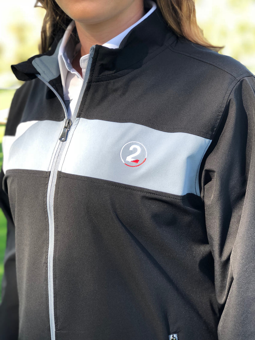 THE PLAYOFF JACKET-Available 2 Colors - 2GG Apparel