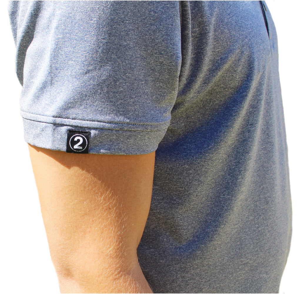 MARLED POLO - BLUE - 2GG Apparel