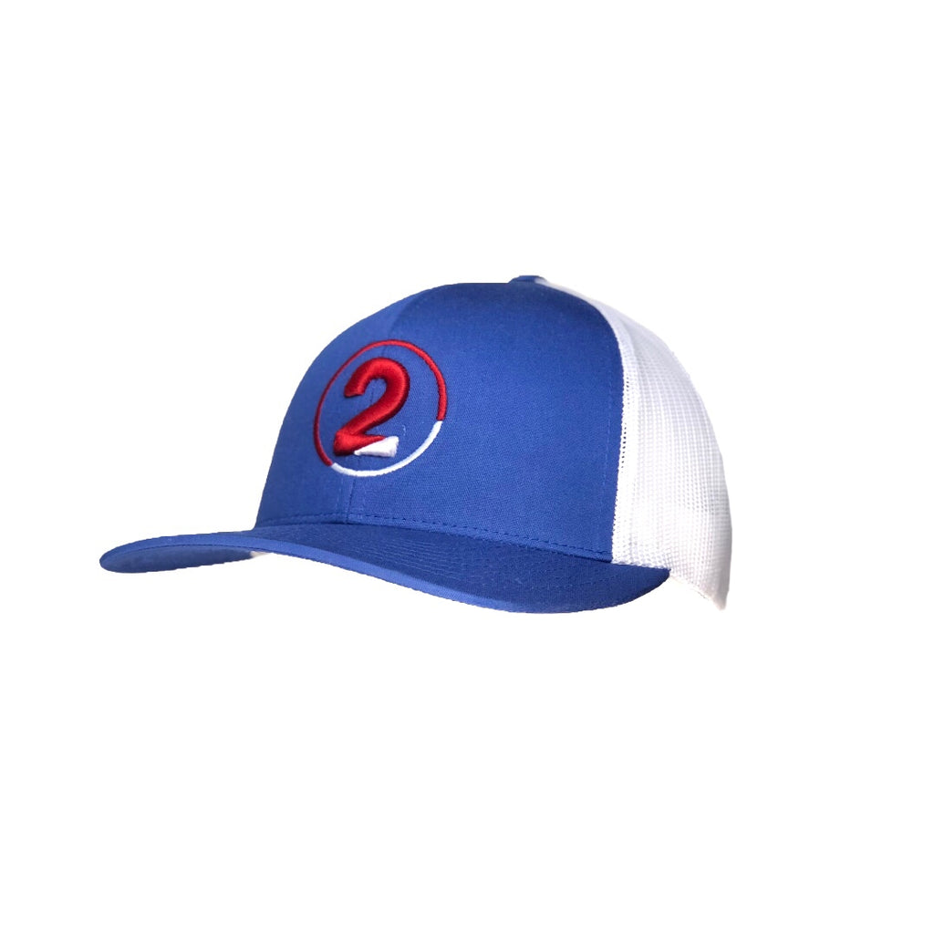 USA MESH HAT - 2GG Apparel