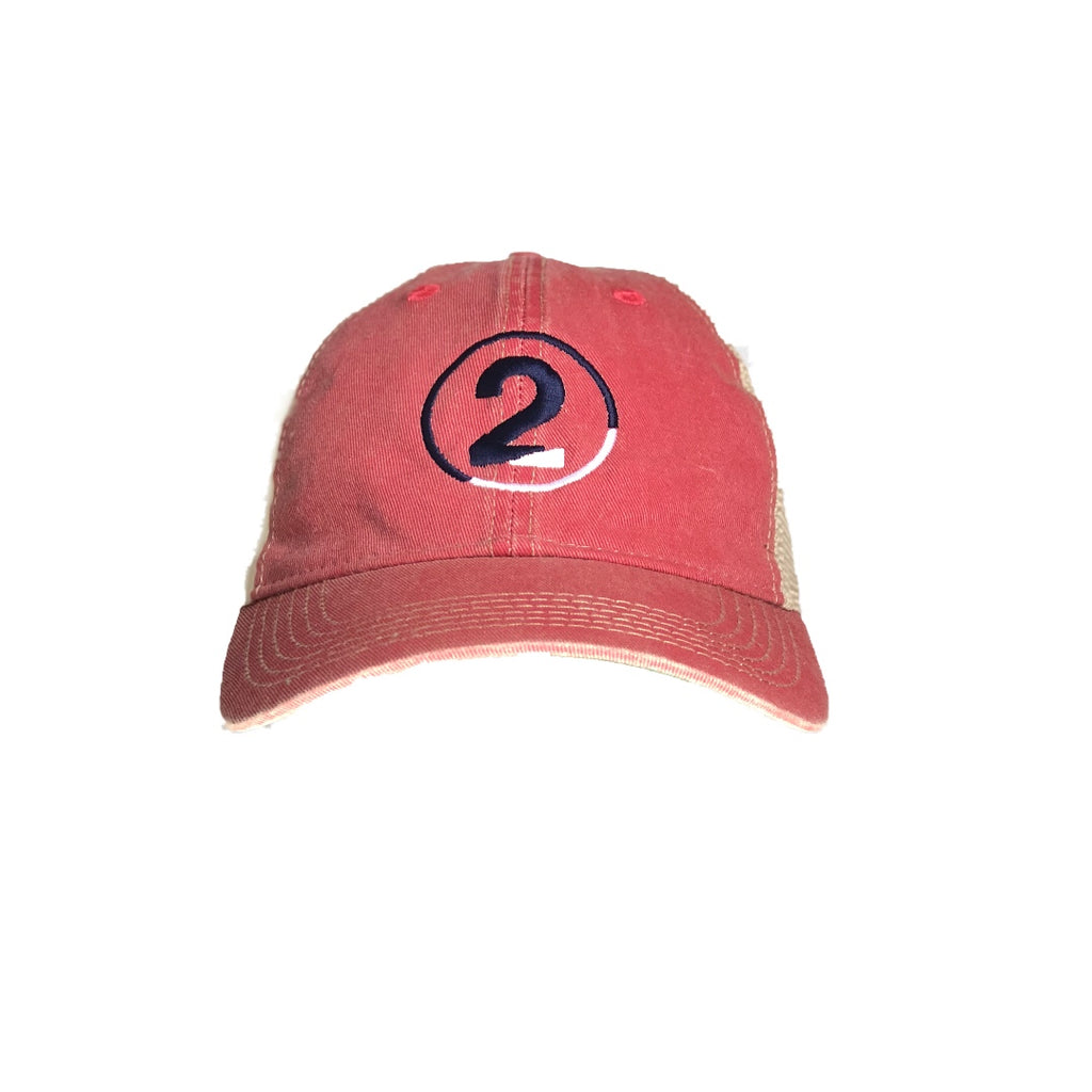VINTAGE MESH HAT - 2GG Apparel