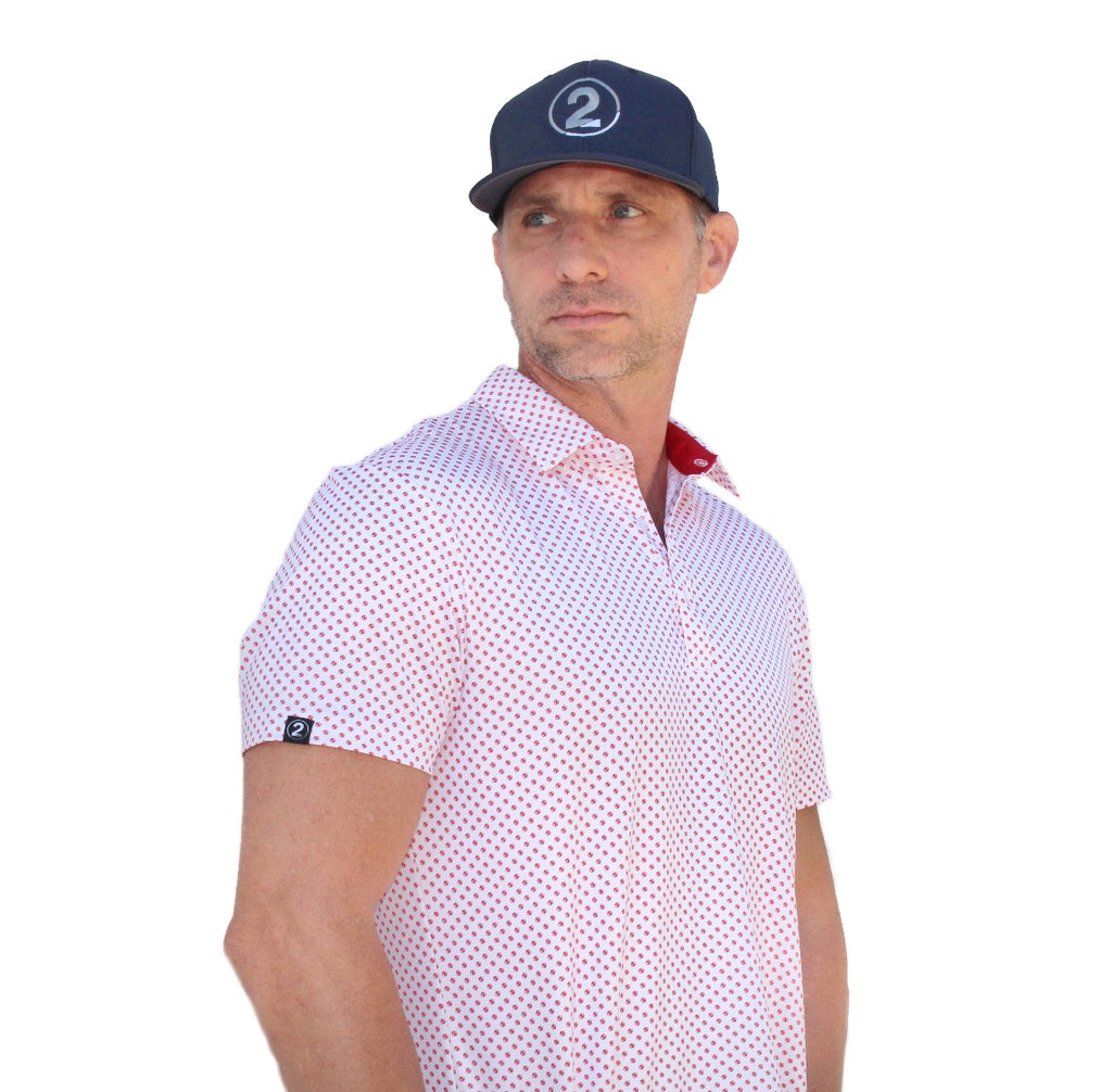 THE BIRDIE POLO- #2,#3,#4 AVAILABLE - 2GG Apparel