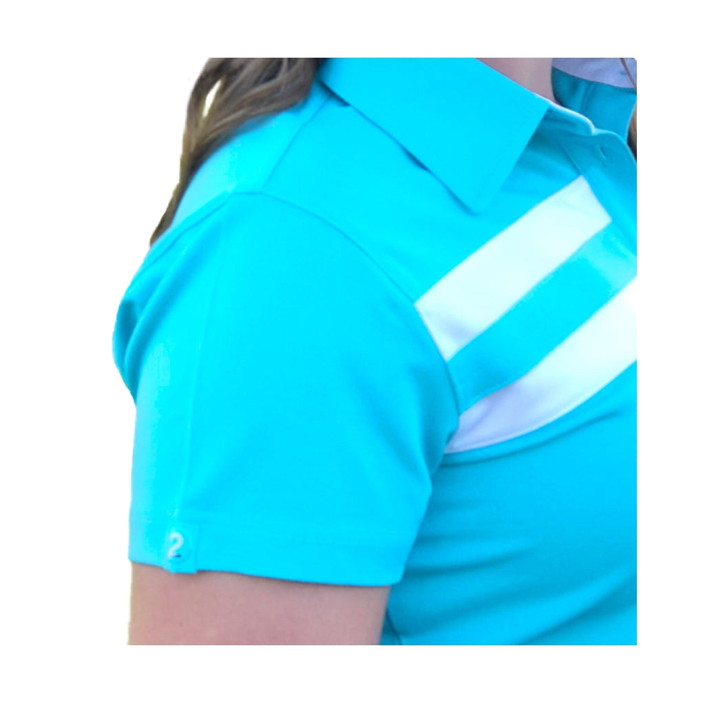 FLAGSHIP AQUA POLO - 2GG Apparel