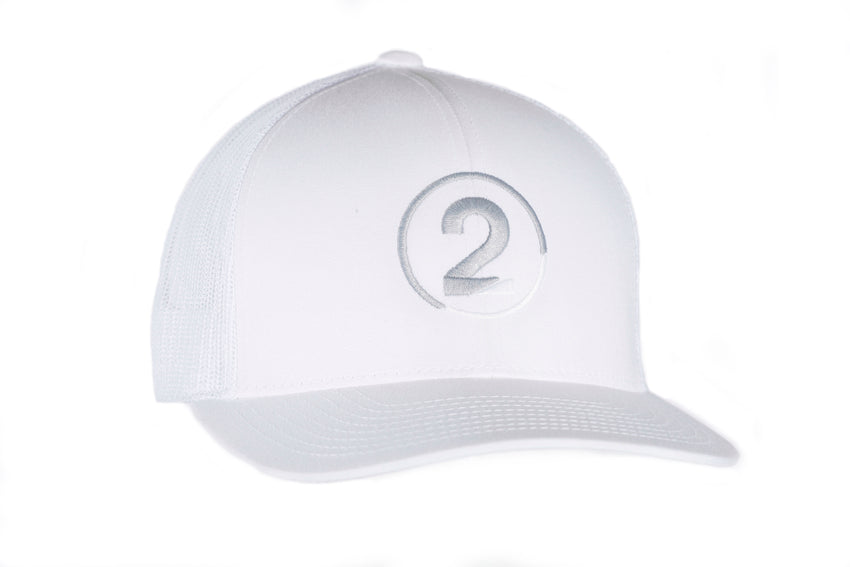 WHITE MESH - 2GG Apparel