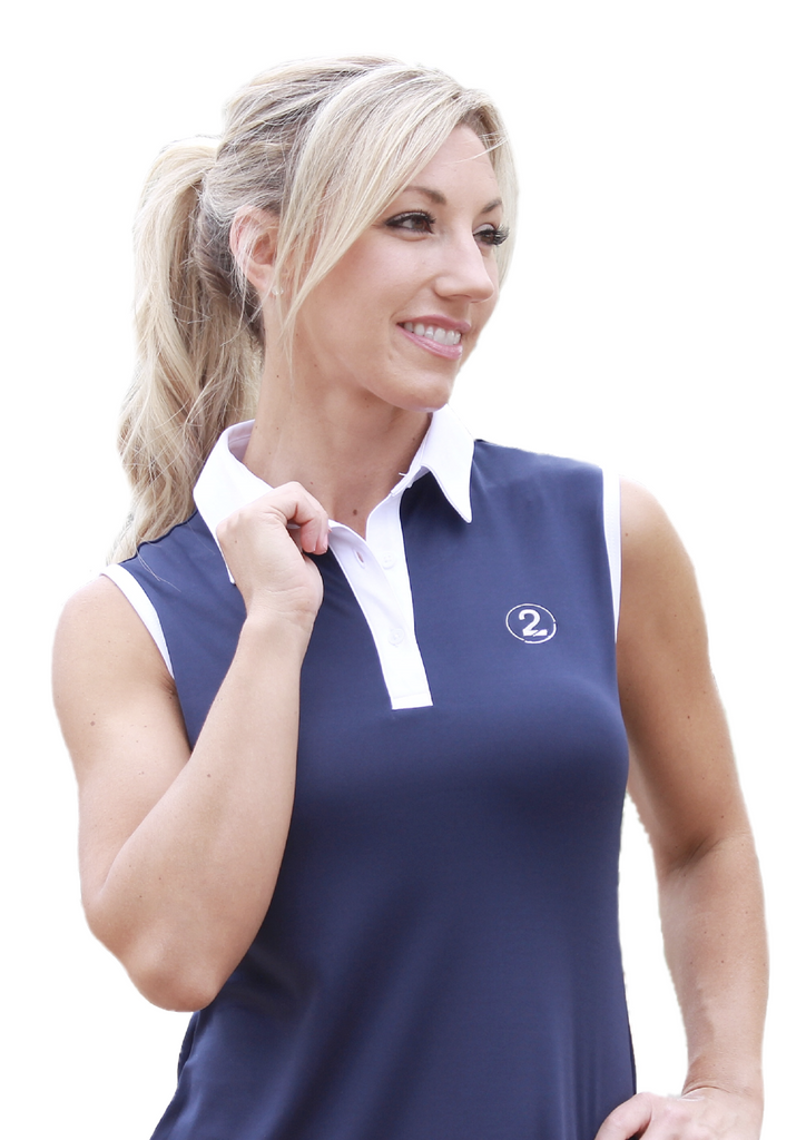 PERFORMANCE DRESS - NAVY - 2GG Apparel