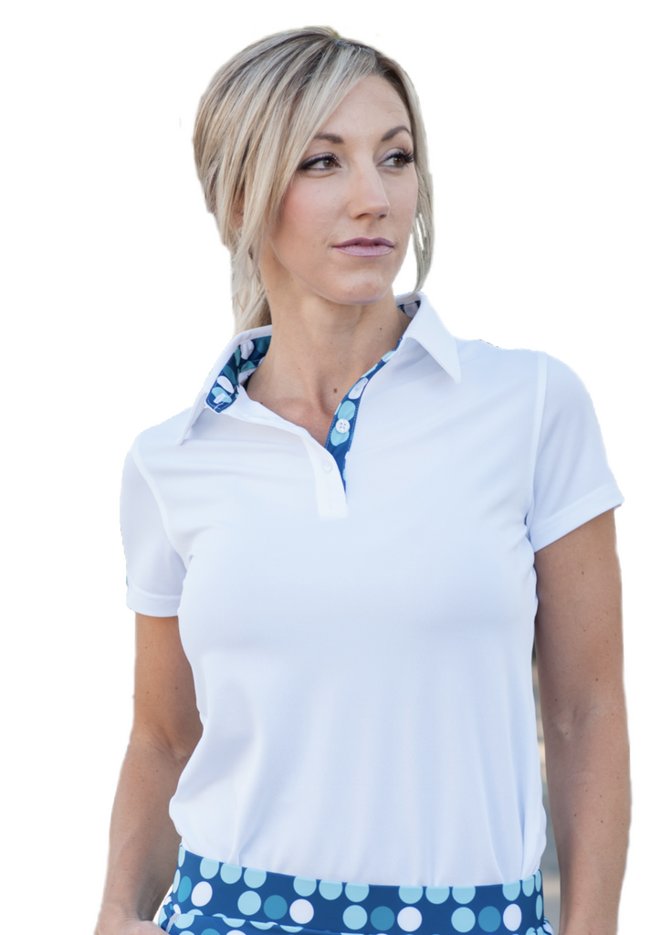 SOLID AND DOTS POLO-3 Available Colors - 2GG Apparel
