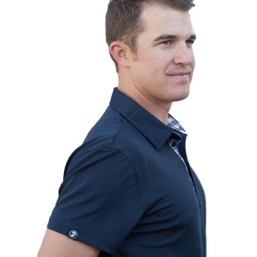 SOLID AND PLAID POLO-3 Available colors - 2GG Apparel