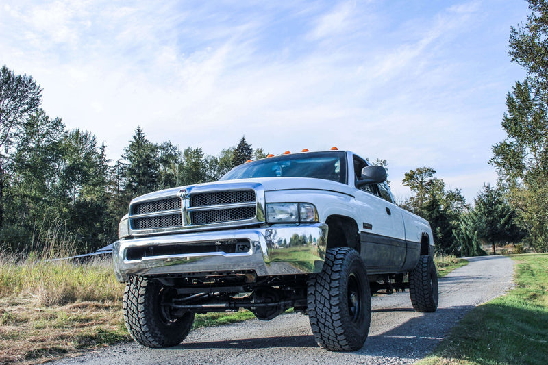 Dodge 2nd Gen Bumper Conversion (1994-2002) -  Dodge 2rd Gen (1994 - 2002) - RYD Motorsports