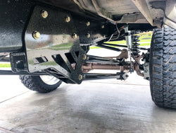 Long Arm 4 Link Brackets, Arms, and Trans Crossmember -  Ford OBS (1992 - 1996) - RYD Motorsports