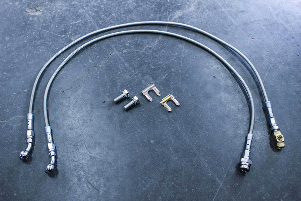 Ford OBS Brake Line Conversion Kit (05+ Superduty Swap) -  Ford OBS (1992 - 1996) - RYD Motorsports