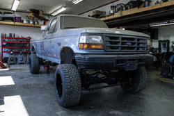 "Ford OBS 4"" Short Arm 4 Link Kit (05+ Superduty Swap) -  Ford OBS (1992 - 1996) - RYD Motorsports"