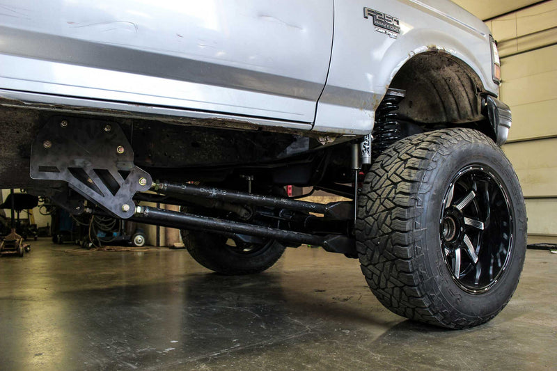 "Ford OBS 4""-8"" Long Arm 4 Link Kit (05+ Superduty Swap) -  Ford OBS (1992 - 1996) - RYD Motorsports"