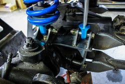 Ford OBS Dual Shock Coilover Axle Mount (05+ Superduty Swap) -  Ford OBS (1992 - 1996) - RYD Motorsports