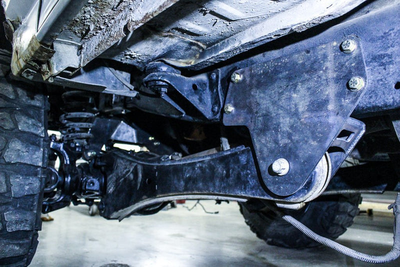 Ford OBS Axle Conversion Kit (05+ Superduty Swap) -  Ford OBS (1992 - 1996) - RYD Motorsports