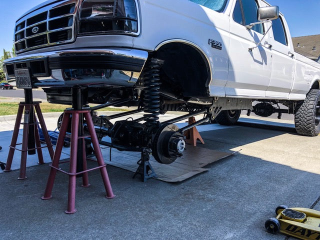 CCLB Cradle and Long Arms -  Ford OBS (1992 - 1996) - RYD Motorsports