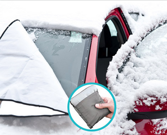 fd0b27eb MAGNETIC Windscreen Cover - Sun, Snow & Frost – Gadget Guru